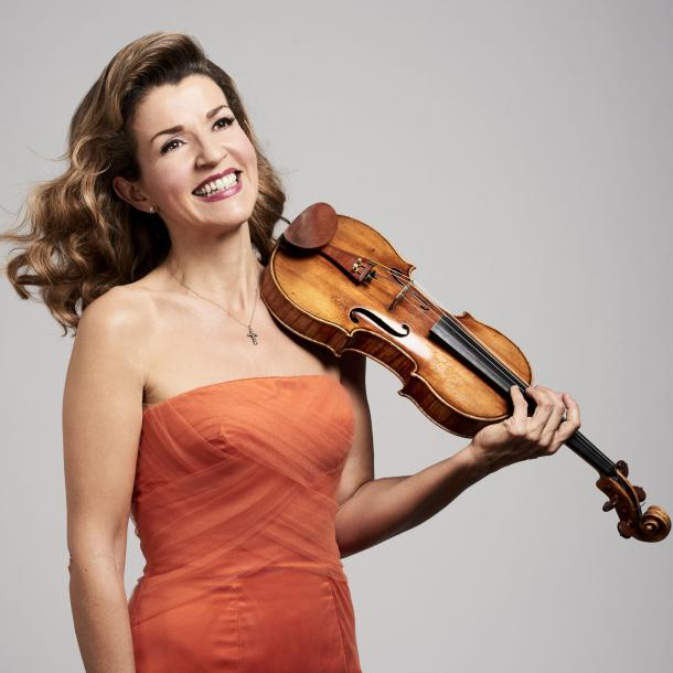 Anne-Sophie Mutter Montag, 30.01.2017 / 20:00,