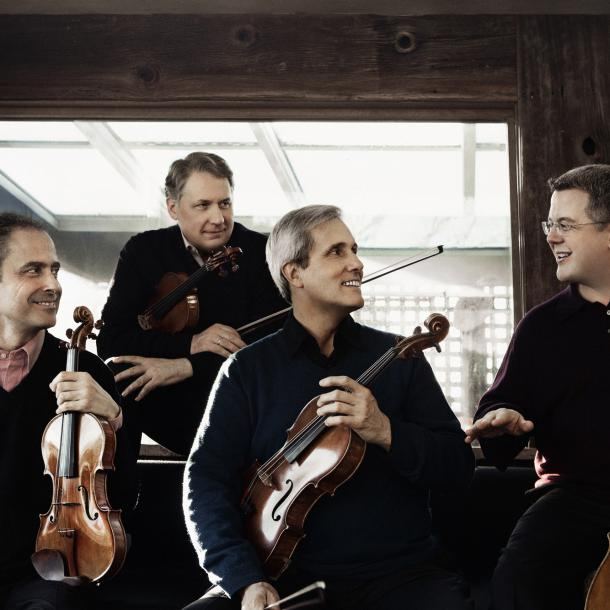 Emerson String QuartetSamstag, 16.03.2019 / 20:00,