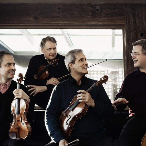 Emerson String QuartetSamstag, 04.03.2017 / 20:00,