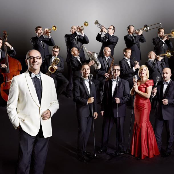 The Original Glenn Miller OrchestraMittwoch, 03.01.2018 / 20:00,