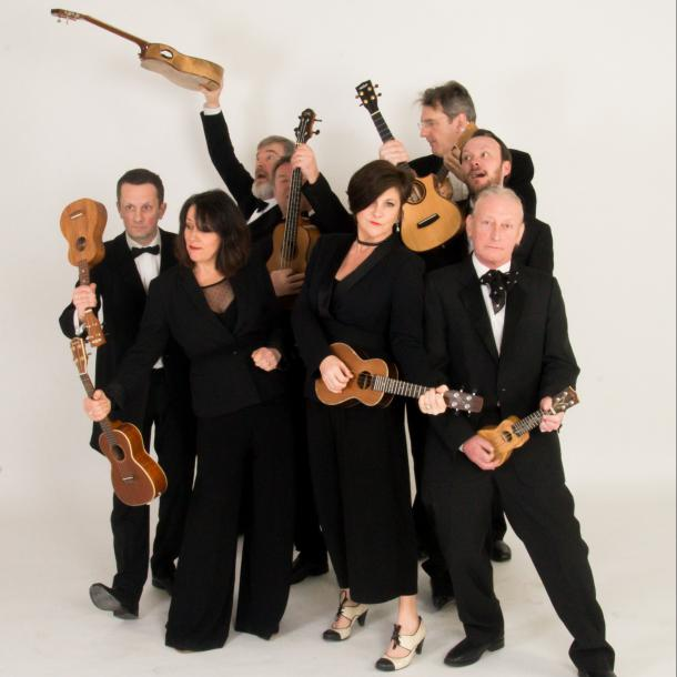 Ukulele Orchestra of Great BritainMontag, 24.02.2020 / 20:00,